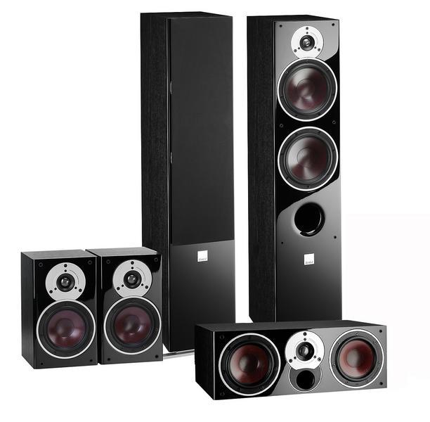 DALI Zensor zestaw 5.0 ZENSOR 7/1/VOCAL
