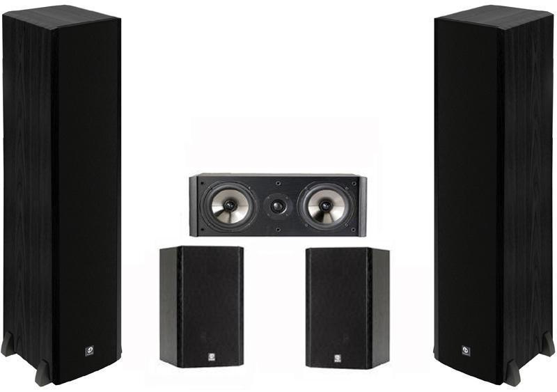 Boston Acoustics Zestaw Głośnikowy 5.0 CS 260/23/225 MKII