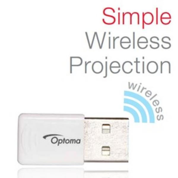 Optoma Bezprzewodowy System HDMI Mini WiFi Dongle