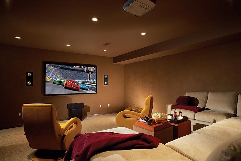 Profesjonalna instalacja sprzętu kina domowego