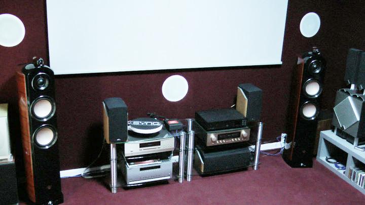 Profesjonalna instalacja sprzętu stereo