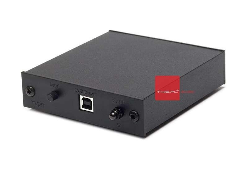 Przedwzmacniacz gramofonowy MM Rega Fono Mini A2D USB