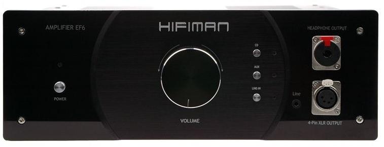 HIFIMAN Wzmacniacz Słuchawkowy EF6