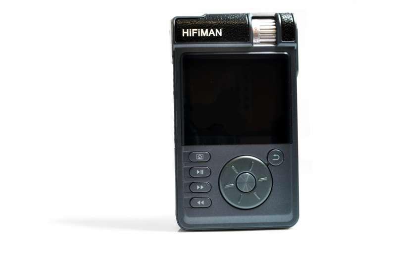 HiFiMAN HM-802  Audiofilski odtwarzacz przenośny HI-END