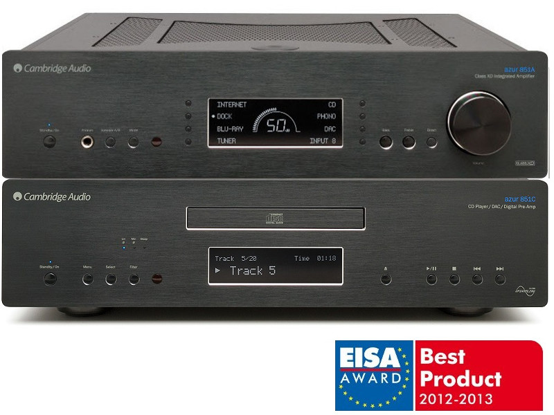 Cambridge Audio Azur 851A + 851C odsłuch, od ręki.