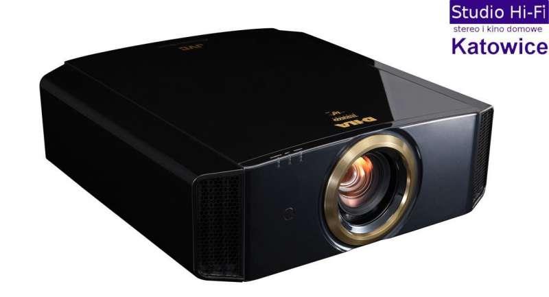 JVC DLA-RS67 Projektor 4K 3D  jak DLA-X900