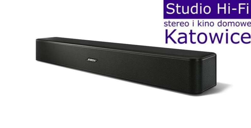BOSE SOLO 5 system dźwiękowy TV
