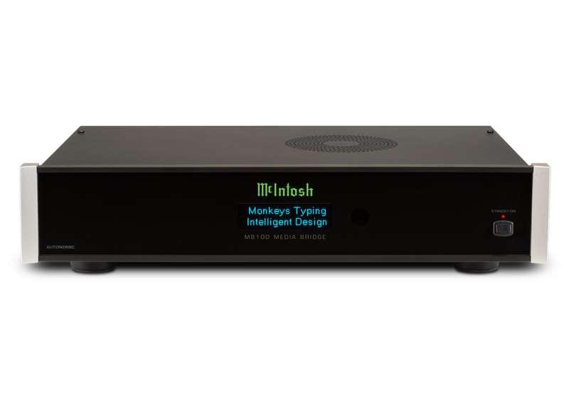 McIntosh MB100 Streamer