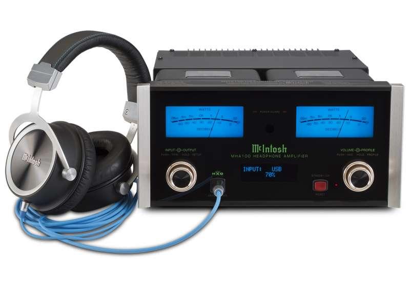 McIntosh MHA100 Wzmacniaz słuchawkowy