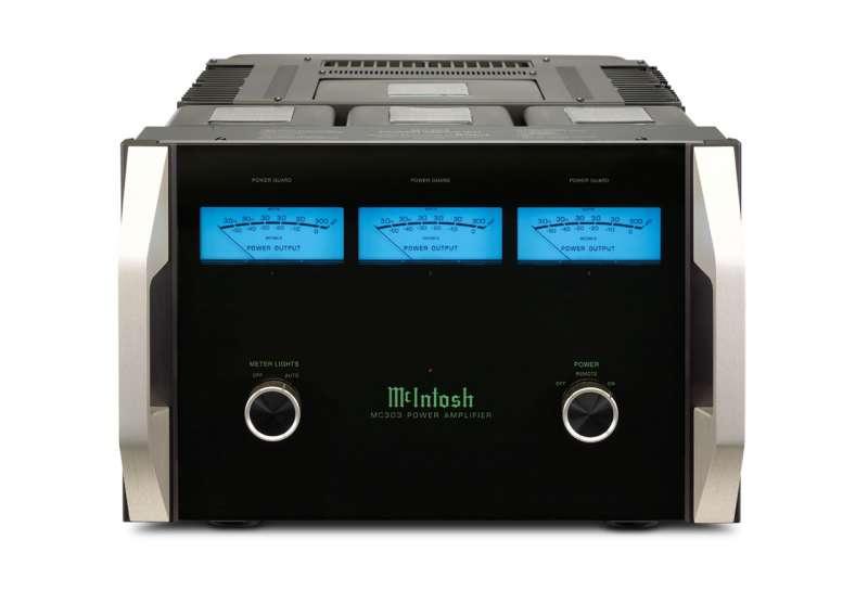 McIntosh MC303 3-kanałowa końcówka mocy