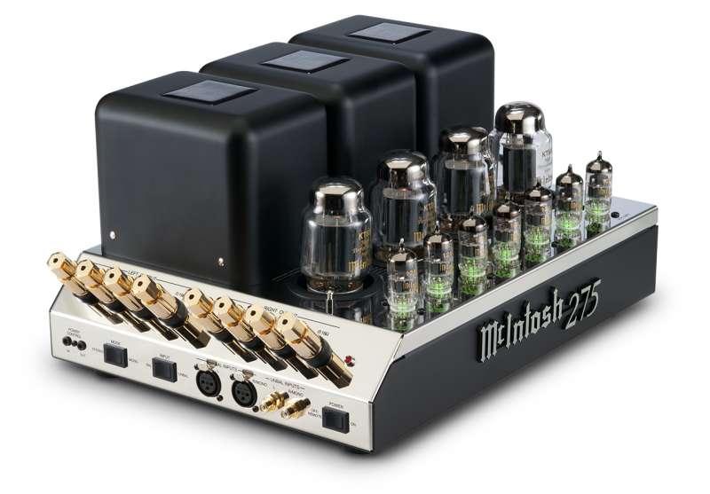 MCIntosh MC275 końcówka mocy