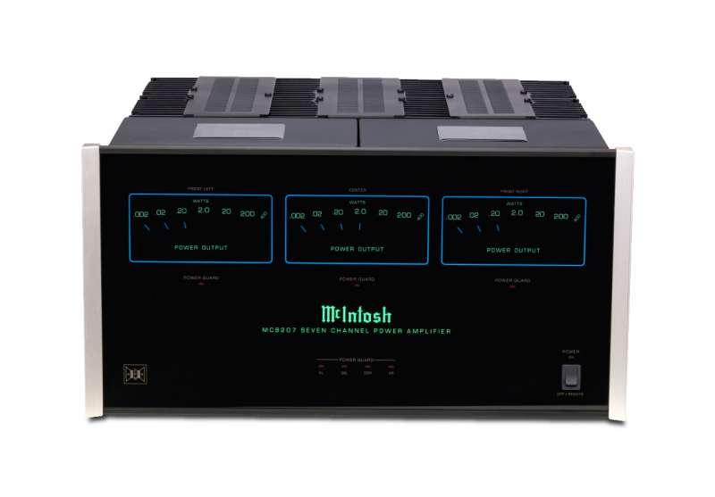McIntosh Mc8207 Końcówka mocy