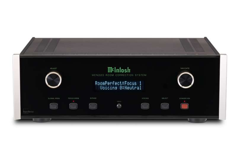 McIntosh MEN220 Korektor akustyki