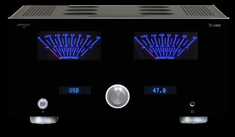 Advance Acoustic X-i 1000 Adavance Paris wzmacniacz stereo
