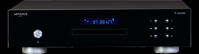 Advance Acoustic X-CD1000 Advance Paris Odtwarzacz CD