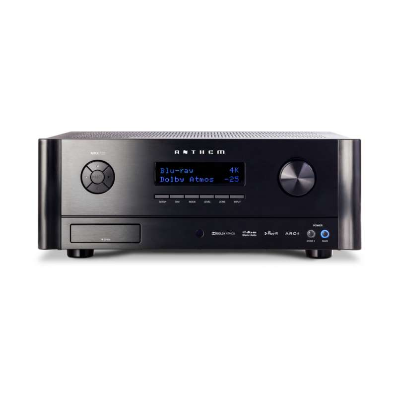 Anthem Mrx-720 Amplituner AV Wysyłka gratis!