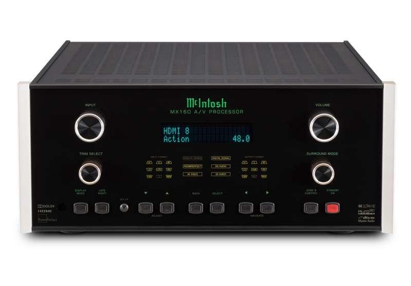 McIntosh MX160 Procesor kina domowego Wysyłka gratis !