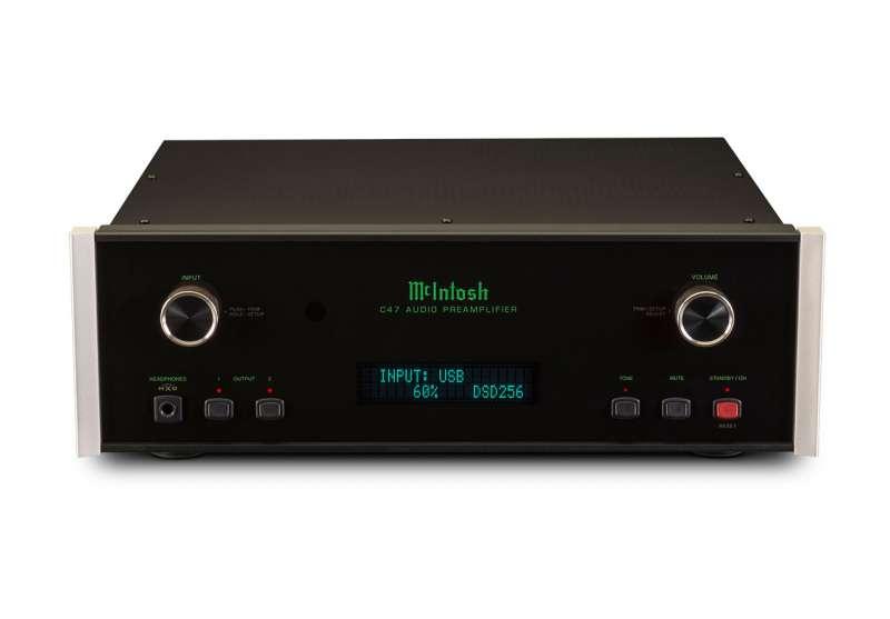 McIntosh C47 Przedwzmacniacz stereo.