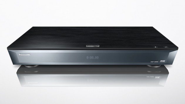 Panasonic DMP-UB900 Bluray 4K !
