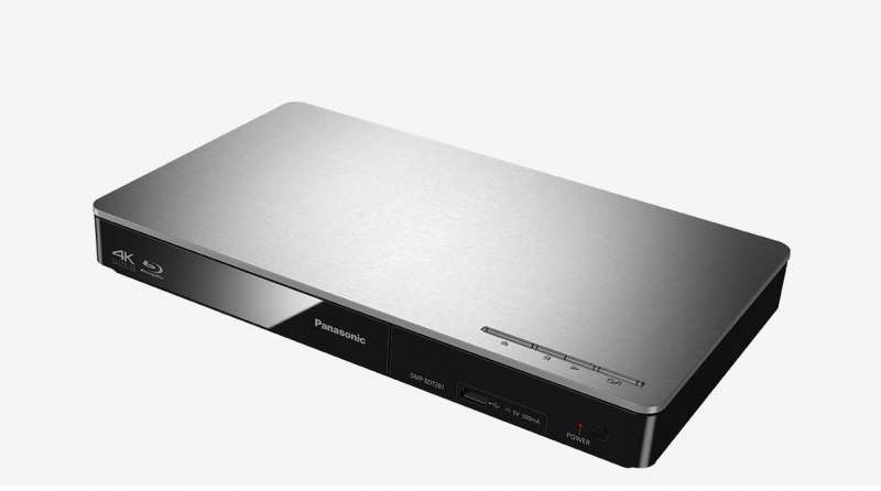 Panasonic  Dmp-Bdt 281 bluray