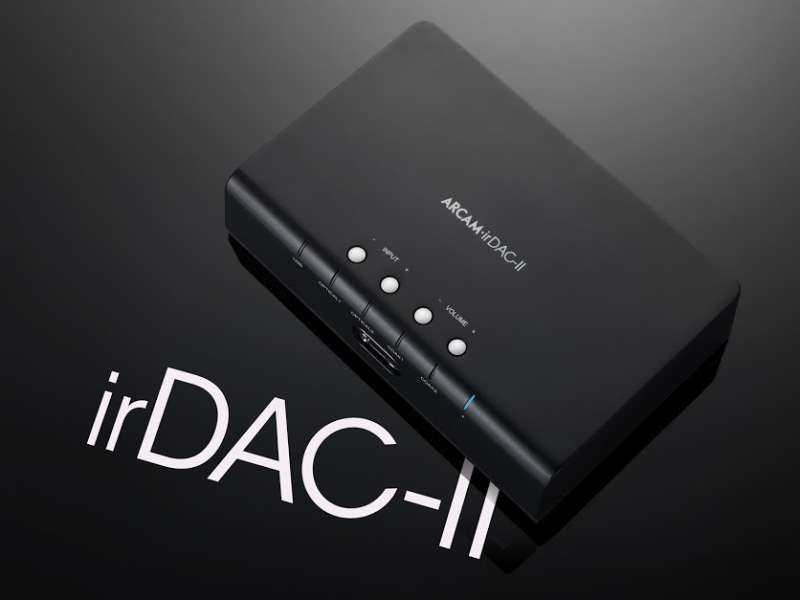 Arcam irDAC 2 Przetwornik cyfrowo analogowy. Wysyłka gratis !!