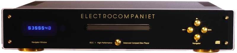 Electrocompaniet ECC-1 Odtwarzacz CD
