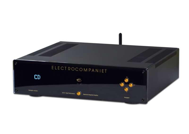 Electrocompaniet ECI-6 DS wzmacniacz zintegrowany