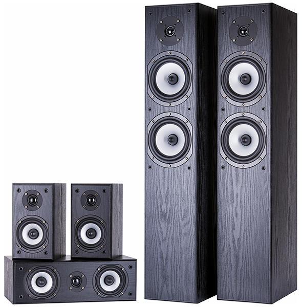 WILSON CINEMATIC 5.0 Zestaw głośników
