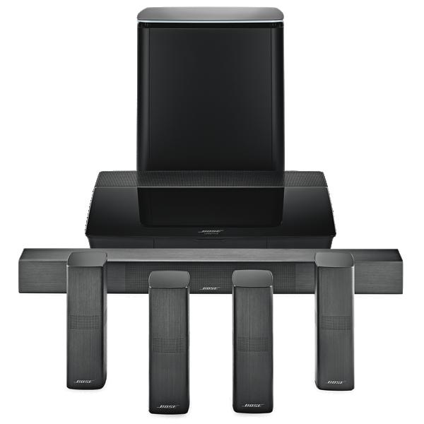 Bose Lifestyle 650 czarny | Autoryzowany Dealer