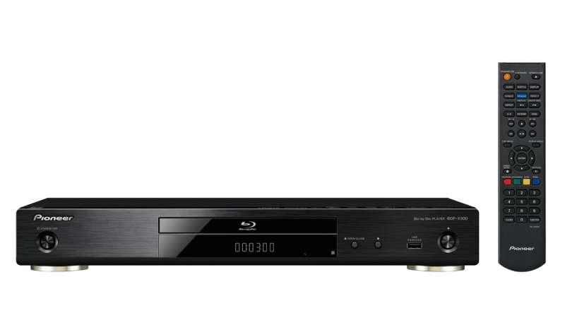 Pioneer BDP-X300 Odtwarzacz Blu-Ray