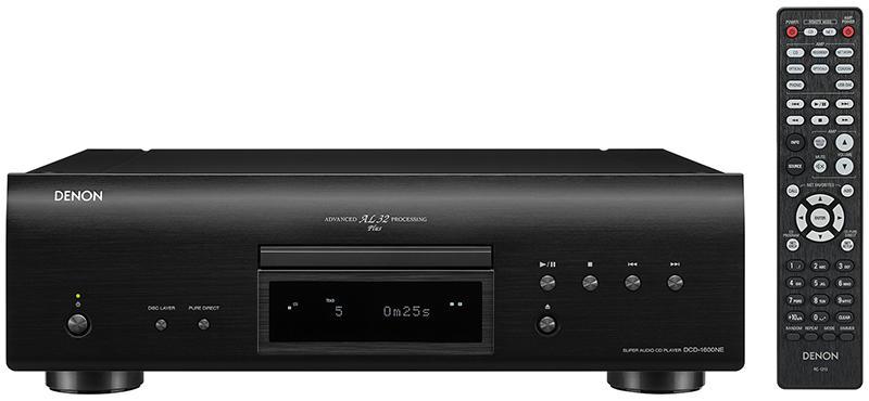 Denon dcd-1600ne odtwarzacz SACD