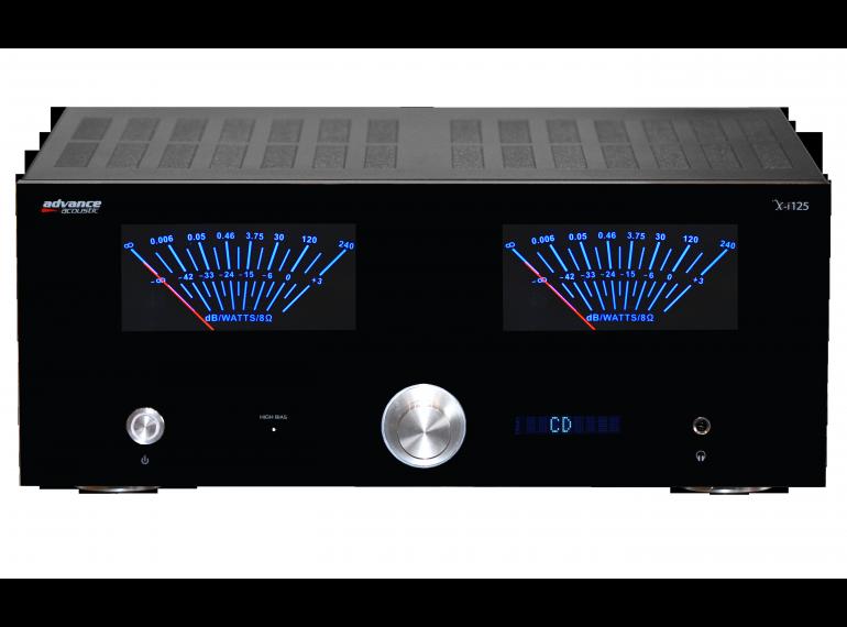 Advance Acoustic X-i 125 wzmacniacz stereo