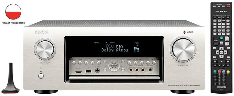 Denon AVR-X4300h amplituner