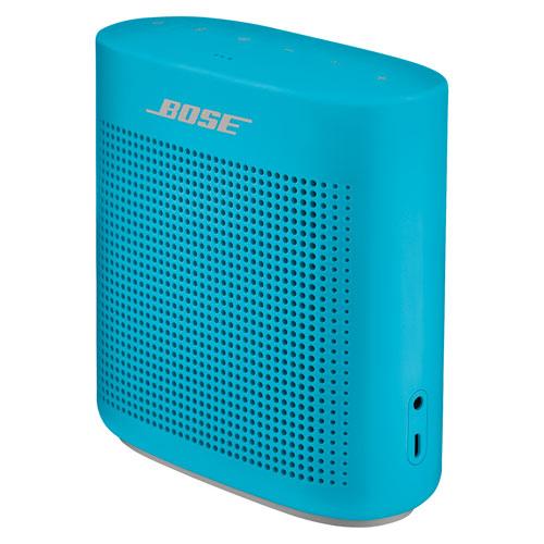 Bose SoundLink Colour II Głośnik Bluetooth - niebieski