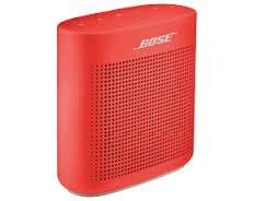Bose SoundLink Colour II Głośnik Bluetooth - czerwony