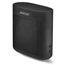 Bose SoundLink Colour II Głośnik Bluetooth - czarny