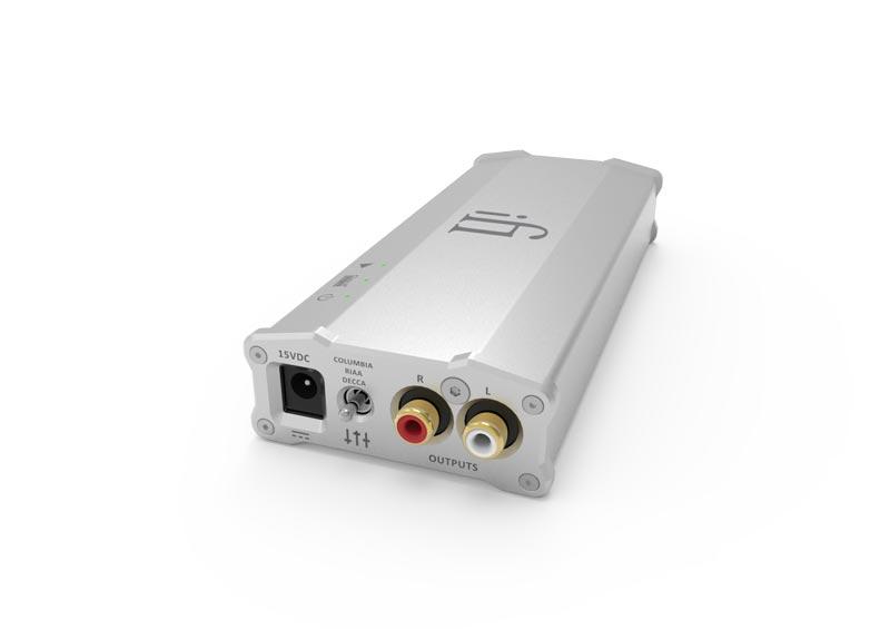 IFI Audio iPhono 2 przedwzmacniacz gramofonowy.