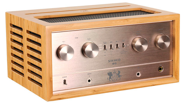 IFI Audio Stereo 50 wzmacniacz