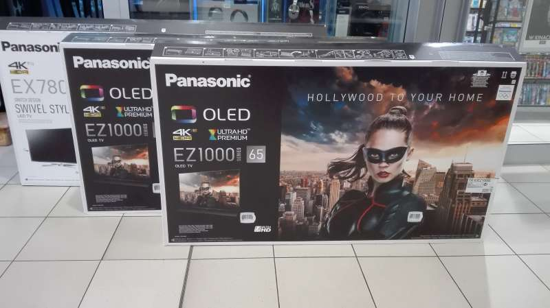 Panasonic TX-65EZ1000 4k hdr oled