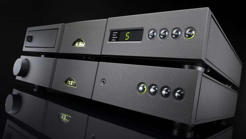 Naim Nait 5si +  CD5si Zestaw stereo Ex Demo Promocja
