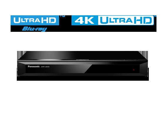 Panasonic DMP-UB400 odtwarzacz BD 4K