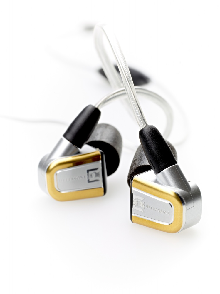 Ultrasone IQ słuchawki dokanałowe