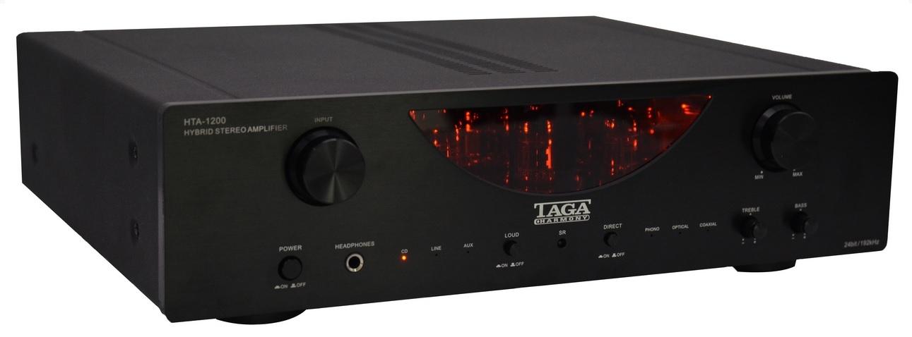 TAGA Harmony HTA-1200 wzmacniacz hybrydowy