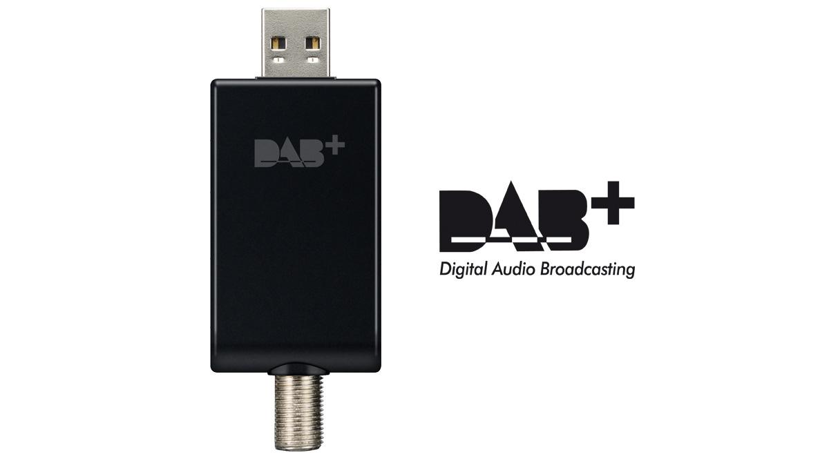 Pioneer AS-DB100 adapter DAB+