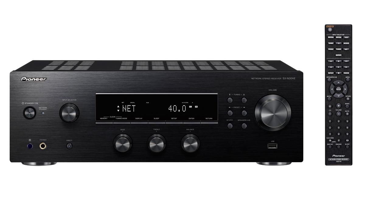 Pioneer SX-N30AE Amplituner sieciowy