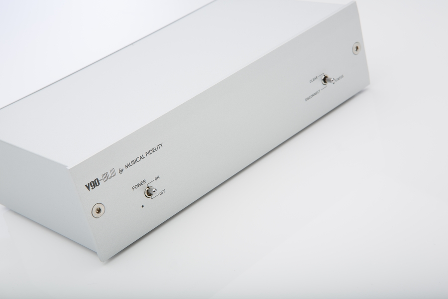 Musical Fidelity V90-BLU DAC Bluetooth z apt-X