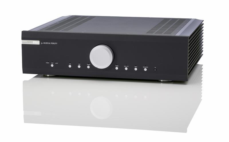 Musical Fidelity M6si wzmacniacz stereo