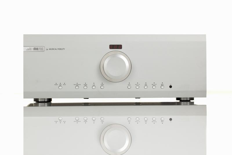 Musical Fidelity M8PRE Przedwzmacniacz stereo