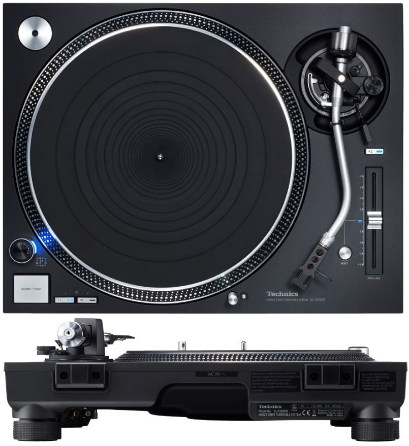 Technics SL-1210GR Gramofon DirectDrive   Dostępny od ręki!