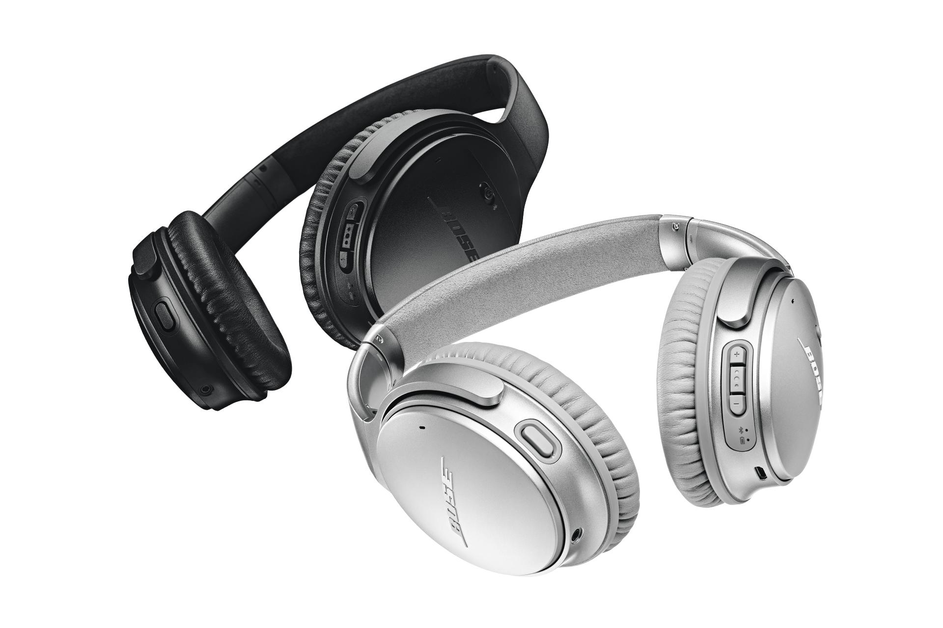 Bose QuietComfort 35 II srebrne | Autoryzowany Dealer